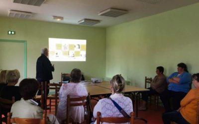 Criel-sur-Mer : le système de téléassistance expliqué aux aides à domicile