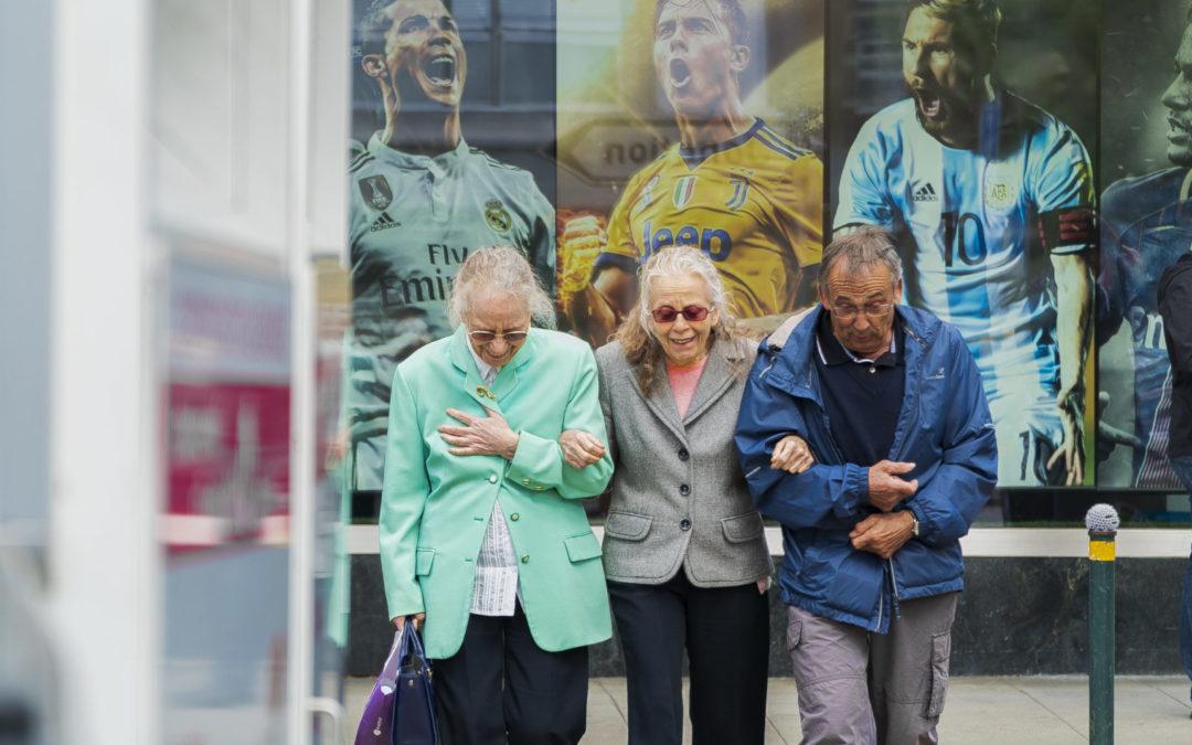 Maladie d'Alzheimer et activité physique : une bonne idée !