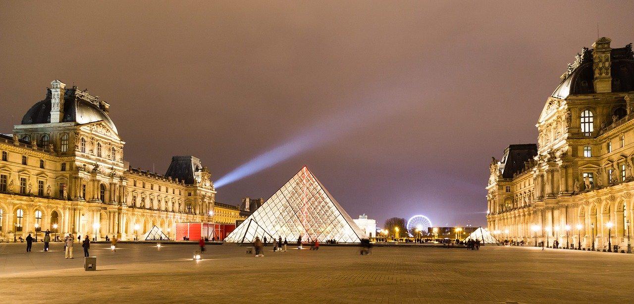 Visite musée du Louvre