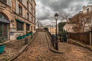 rue paris aide