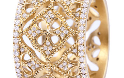 Quel bijou offrir pour l'anniversaire de mariage de Madame ?