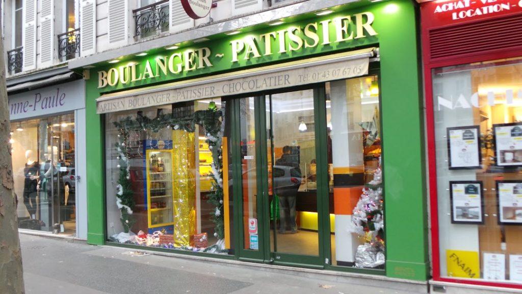 Boulangerie LEROY MONTI paris