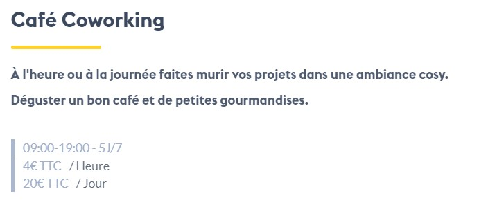 Coworking pas cher Cool and Workers Paris