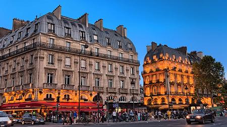 Restaurant fondue raclette