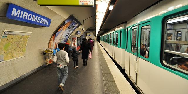 pickpocket métro