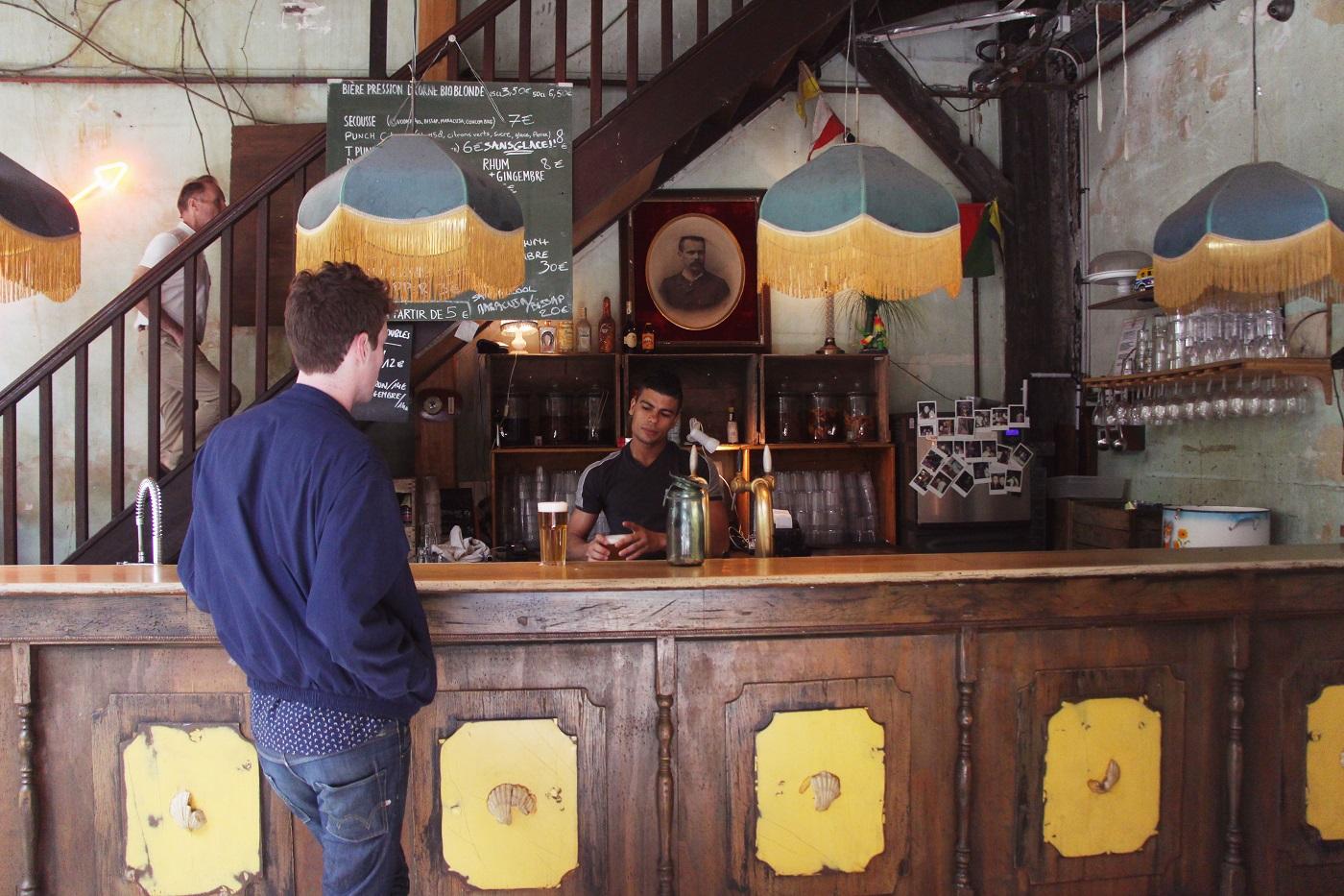 Bar étudiant Le comptoir general
