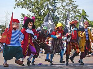 avis parade Disneyland