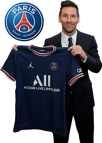 PSG contrat Lionel Messi